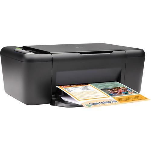 HP Deskjet F4480 All-In-One Printer CB745A#B1H B&H Photo Video