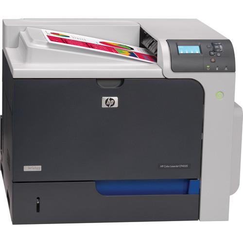 HP CP4025n LaserJet Enterprise Network Color Laser Printer