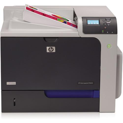 HP LaserJet Enterprise CP4525n Network Color Laser Printer