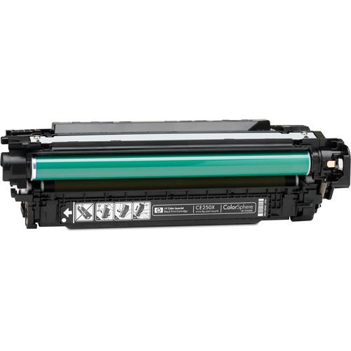 HP LaserJet CE250X Black Print Cartridge