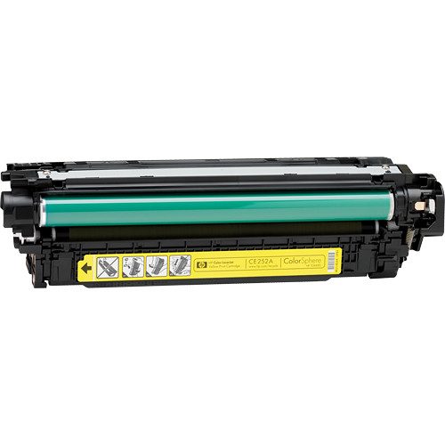 HP 504A Color LaserJet Yellow Print Cartridge