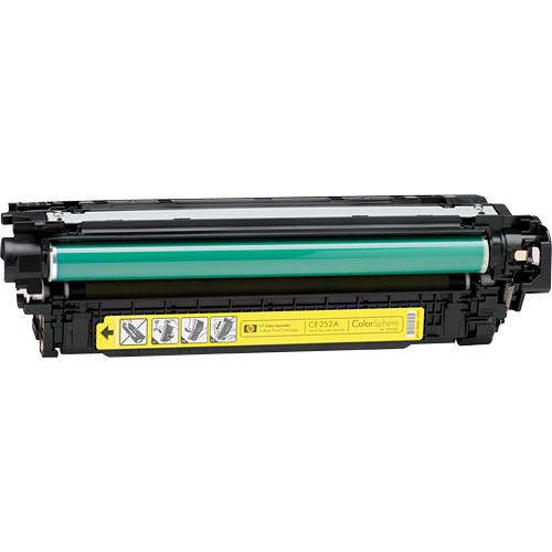 HP 504A Color LaserJet Yellow Print Cartridge
