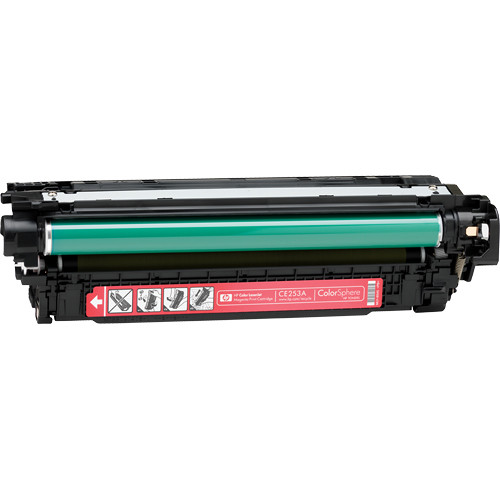 HP 504A Color LaserJet Magenta Print Cartridge