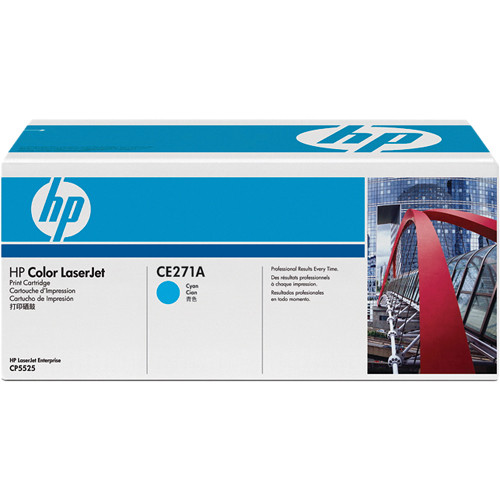 HP Color LaserJet Cyan Print Cartridge