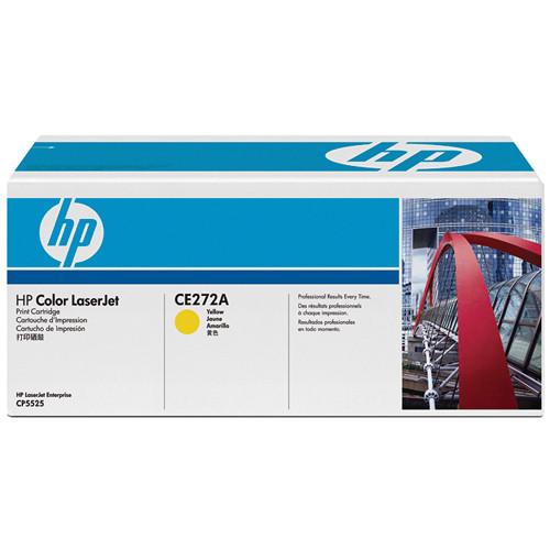HP Color LaserJet Yellow Print Cartridge