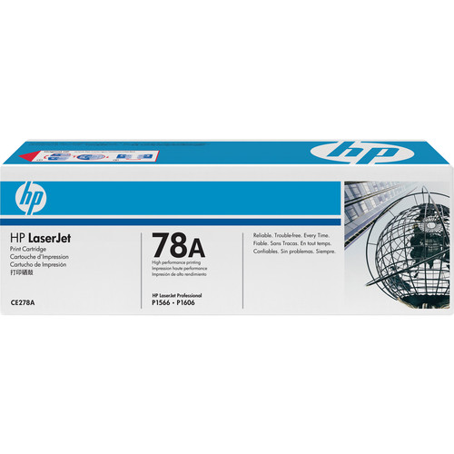 HP 78A LaserJet Black Print Cartridge