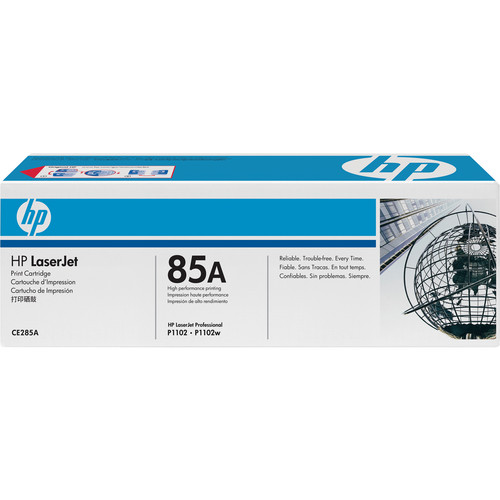 HP 85A LaserJet Black Print Cartridge