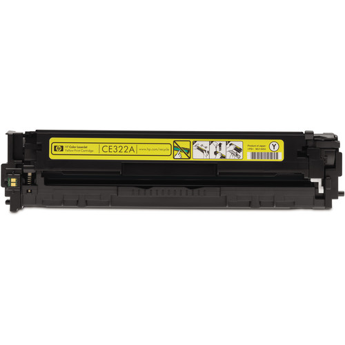 HP 128A Yellow LaserJet Toner Cartridge
