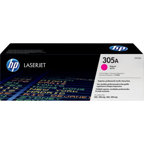 HP HP 305A Magenta LaserJet Toner Cartridge