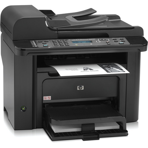 HP LaserJet Pro M1536dnf Network Monochrome All-in-One Laser Printer