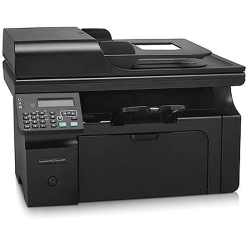 HP LaserJet Pro M1217nfw Wireless Monochrome All-in-One Laser Printer