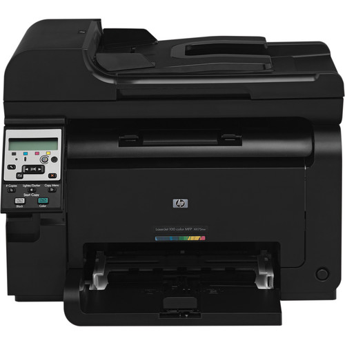 HP LaserJet Pro 100 M175nw Wireless Color All-in-One Laser Printer