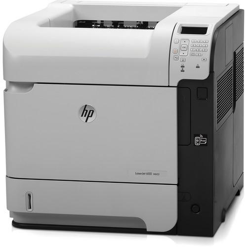 HP LaserJet Enterprise 600 M602dn Network Monochrome Laser Printer