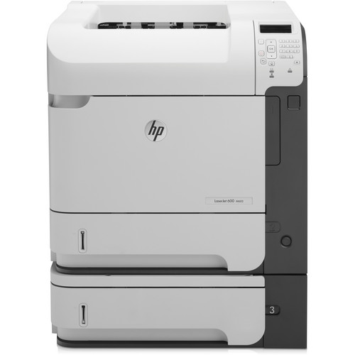HP LaserJet Enterprise 600 M602x Network Monochrome Laser Printer