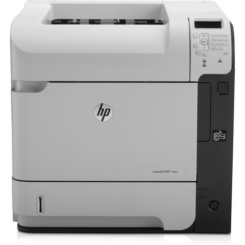 HP LaserJet Enterprise 600 M603n Network Monochrome Laser Printer