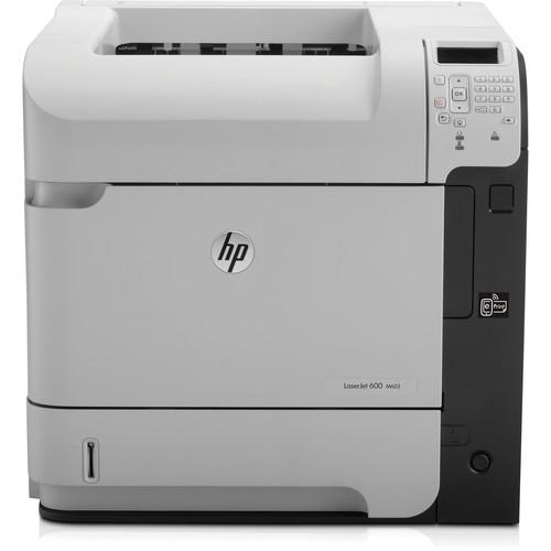 HP LaserJet Enterprise 600 M603dn Network Monochrome Laser Printer