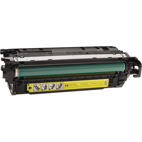 HP Yellow Laserjet Print Cartridge For CM4540 Series