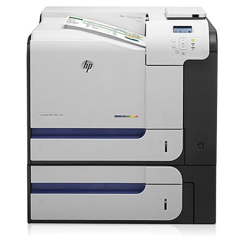 HP LaserJet Enterprise 500 M551xh Network Color Laser Printer