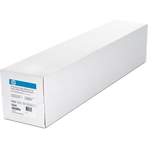 "HP Permanent Gloss Adhesive Vinyl (42"" x 150')"