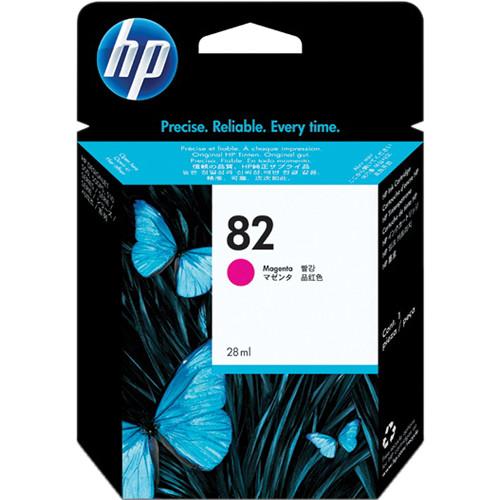 HP 82 28-ml Magenta Ink Cartridge