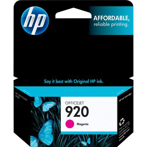 HP 920 Magenta Officejet Ink Cartridge