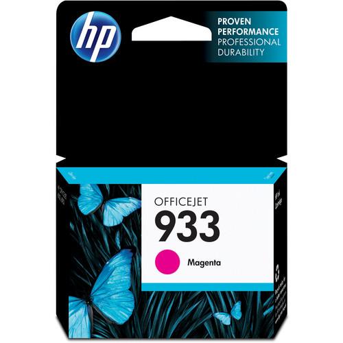 HP 933 Magenta Officejet Ink Cartridge