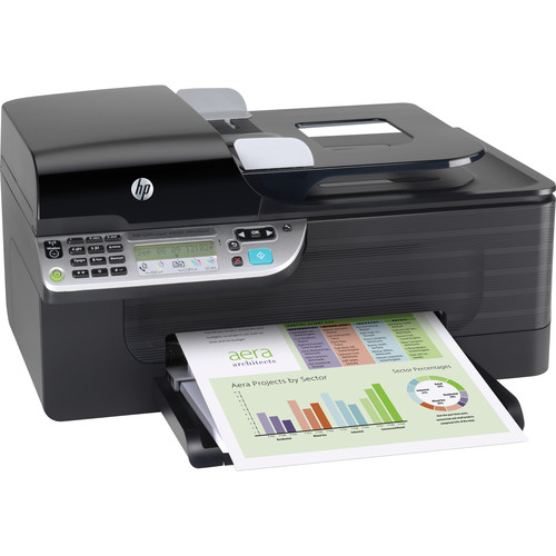 HP CN547A Officejet 4500 Wireless All-In-One Printer ...
