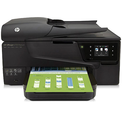 HP Officejet 6700 Premium Wireless Color e-All-in-One Inkjet Printer