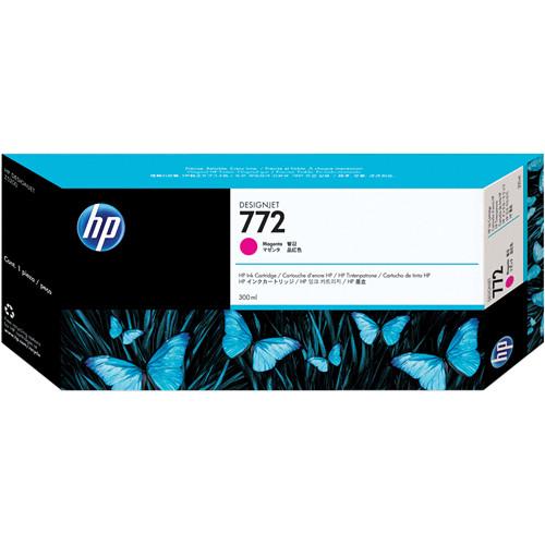 HP 772 300-ml Magenta Designjet Ink Cartridge