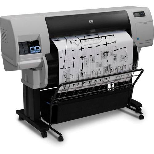 HP Designjet T7100 Monochrome Printer