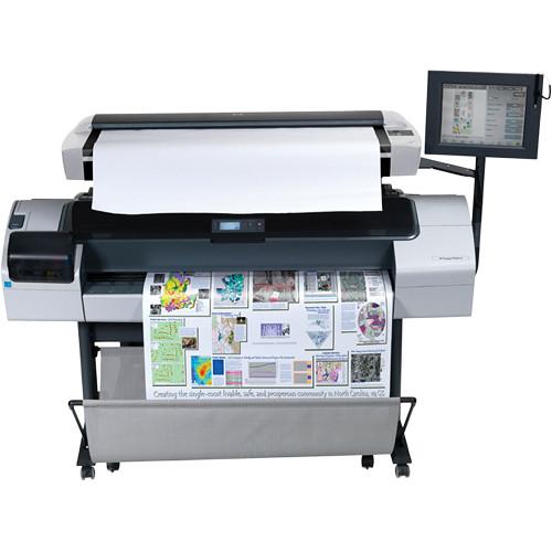 """HP Designjet T1200 HD 44"""" Multifunction Printer"""