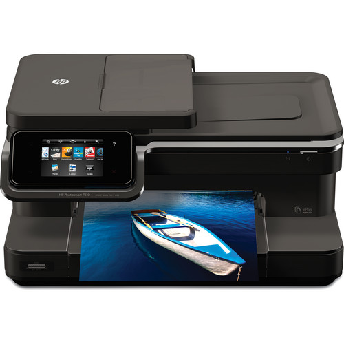 HP Photosmart 7510 e-All-In-One Color Inkjet Printer