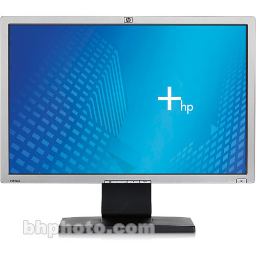 "HP LP2465 24"" Widescreen LCD Computer Monitor"