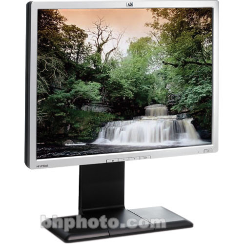 HP LP2065 20-inch LCD Monitor