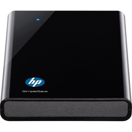 HP 500GB SimpleSave Portable Backup Drive