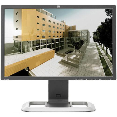"HP LP2475w 24"" LCD Computer Display"