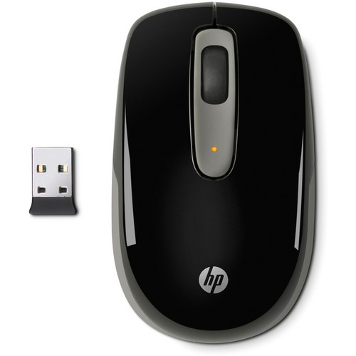 HP Wireless Mobile Mouse (Black)