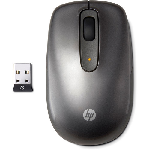 HP Wireless Mobile Mouse (Charcoal)