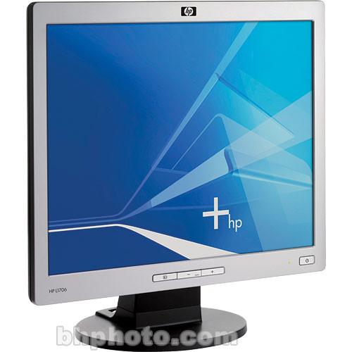 hp l1706 monitor driver windows 10