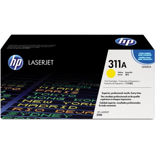 HP 311A Yellow LaserJet Toner Cartridge