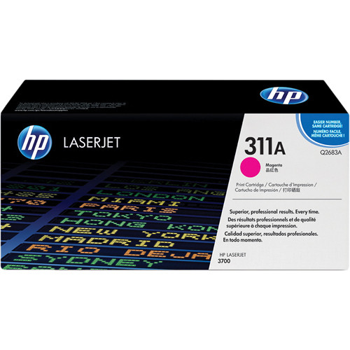 HP 311A Magenta LaserJet Toner Cartridge