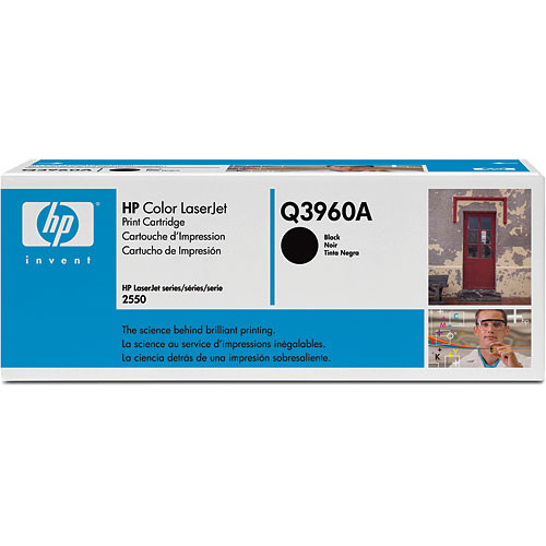 HP HP 122A Black LaserJet Print Cartridge