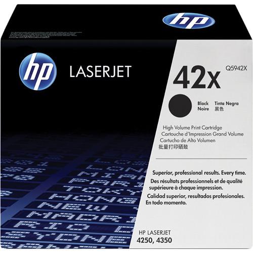 HP 42x Black Toner Cartridge (Maximum Capacity)