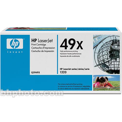 HP LaserJet 49X Black Print Cartridge