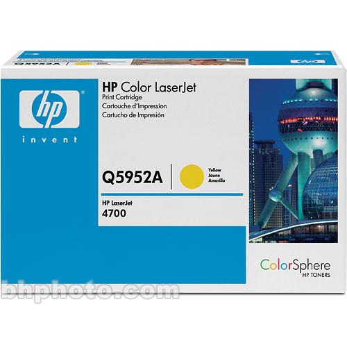 HP Color LaserJet Q7582A Yellow Print Cartridge