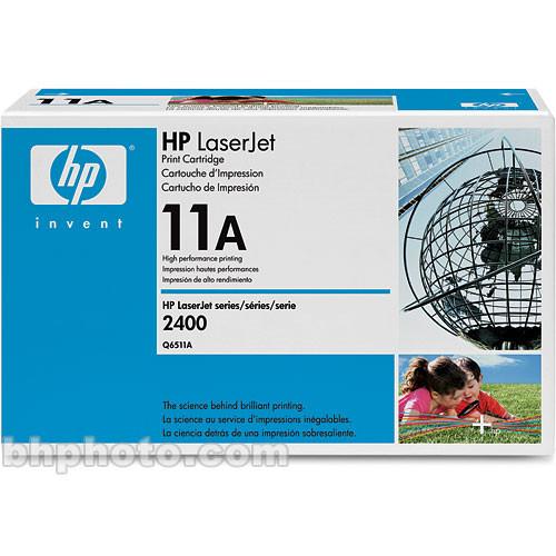 HP LaserJet 11A Black Print Cartridge