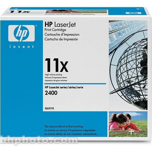 HP LaserJet 11X Black Toner Cartridge