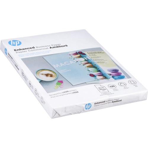 "HP Laser Matte Brochure Paper (8.5 x 11"", 150 Sheets)"