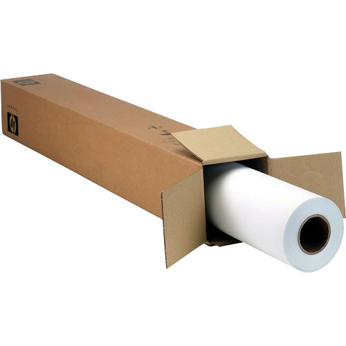 """HP Universal Instant-dry Gloss Photo Paper for Inkjet - 42"""" Wide Roll - 100' Long"""