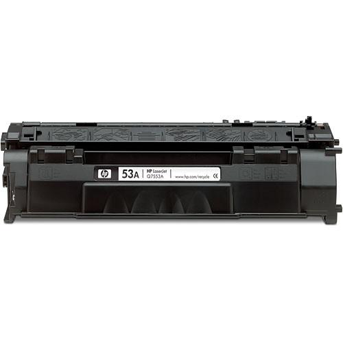 HP LaserJet 53A Black Print Cartridge